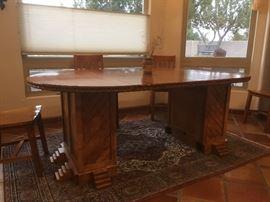 Handmade Custom Table by John Alarcon
