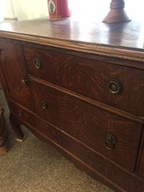 Antique buffet (Nice smaller size!)