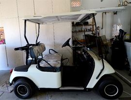 Great running Golf Cart for sale.