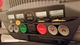Treadmill Controls