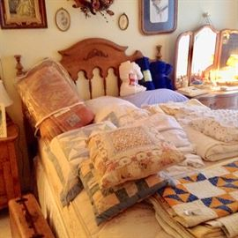 Bedding and Quilts ~ Health Orr Blankets