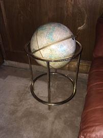 Floor Globe Stand
