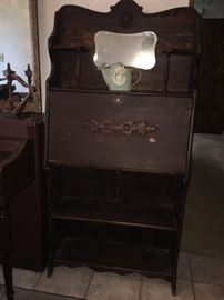 Old Secretary Style Desk