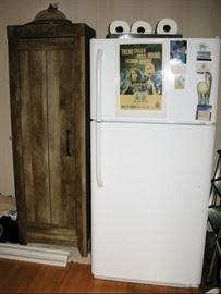 Rustic storage cabinet   BUY IT NOW $ 95.00                          working fridge   BUY IT NOW $ 150.00