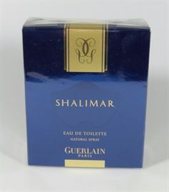 LOT 10 SEALED GUERLAIN PARIS SHALIMAR EAU DE TOILETTE NATURAL SPRAY 75ML/2.5FL OZ