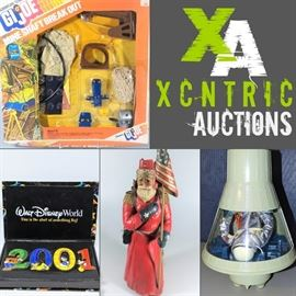 ONLINE AUCTION NOV 28-DEC 10. Download our app XCNTRIC Auctions at the app store or our website and start bidding today.