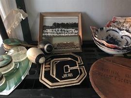 Covington high school sports memorbilia