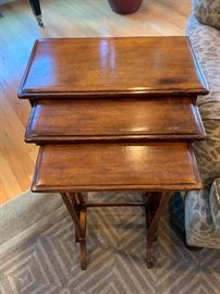 Theodore and Alexander Nesting Tables