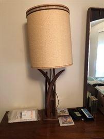 Danish Modern Lamp