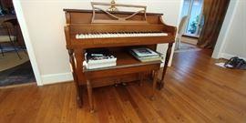 66 key piano