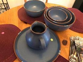 Dansk pottery set