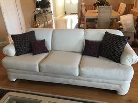 Comfortable sofa - spotless condition