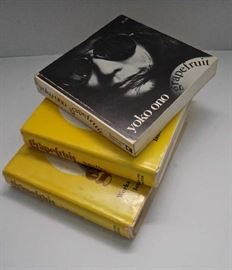 Grapefruit (3 Copies) Touchstone New York 1971 paperback: Simon & Schuster 1970 Hardcover with dust jacket; Simon & Schuster 1970 hardcover with dust jacket.