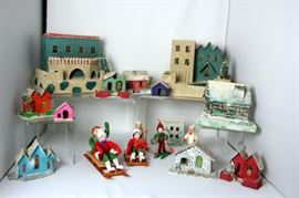 Example of Vintage Christmas Items