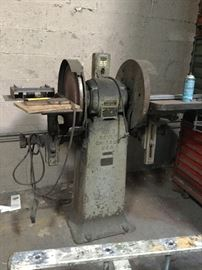 Besley Chicago Double Grinder