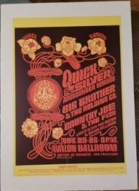 Quicksilver Messenger Service, Big Brother & the Holding Co., and Country Joe & the Fish - FD-36      https://ctbids.com/#!/description/share/73827