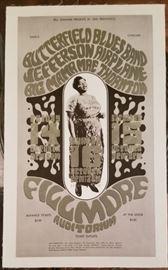 Butterfield Blues Band, Jefferson Airplane, Big Mama Mae @ Fillmore BG-31   https://ctbids.com/#!/description/share/73833