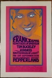 Frank Zappa @ Pepperland https://ctbids.com/#!/description/share/73834