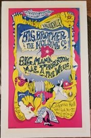 Big Brother, Big Mama Mae Thornton, and The Weeds @ California Hall AOR-2.152          https://ctbids.com/#!/description/share/73835