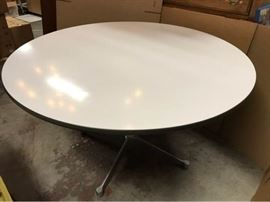 Eames Aluminum Group Table for Herman Miller