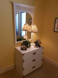 3 drawer dresser and mirror