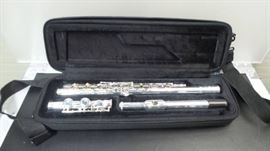 Allora Student Series Flute With Carrying Case co ...