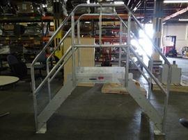 Bustin Aluminum Crossover Ladders