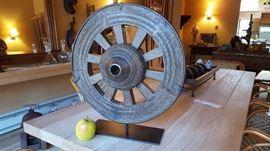 Statement decor (wheel / gear)