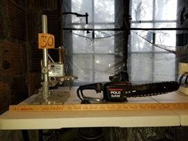 Craftsman Drill Press and Remington Pole Saw https://ctbids.com/#!/description/share/73192