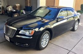 2011 Chrysler 300C  with only 20,400 original miles. Excellent condition with all service records.