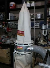 Commercial Craftsman Dust Collector