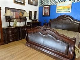 Extraordinary King Bedroom Suite