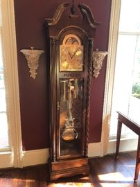Howard Miller Grand Father Clock