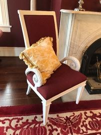 Pair of Grosfeld House Arm Chairs