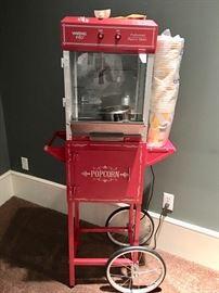 Make your own movie popcorn!