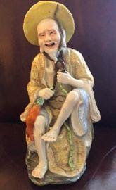 Qing Dynasty figurine