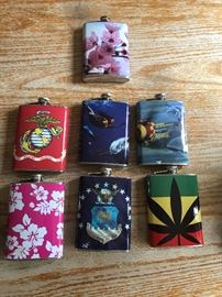 Brand new flasks! Make great Xmas gifts!
