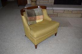 Vintage Chair, Pillow