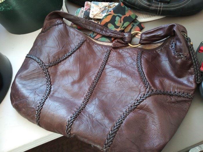 Rafe duffel handbag