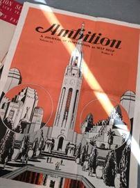 Vintage Ambition Journal of Self-Help