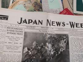 Japan News-Week 3/18/39