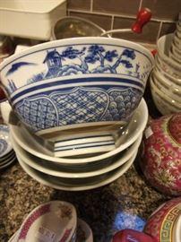 Vintage Asian china