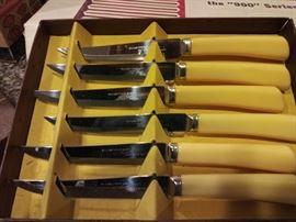 Sheffield knife set