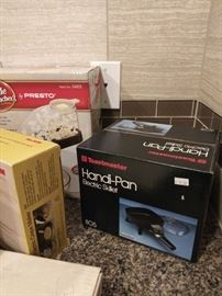 New in box cookware.  Great holiday gifts