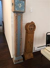 Modern storage clocks