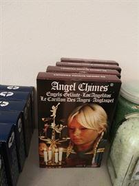 Vintage Swedish Angel Chimes