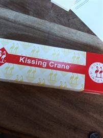 Kissing Crane knife
