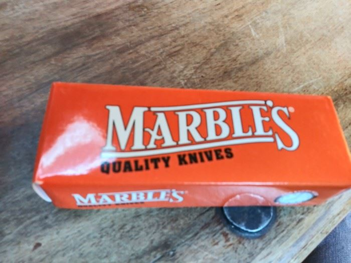 Marbles knife