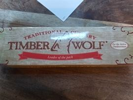 Timber Wolf knife