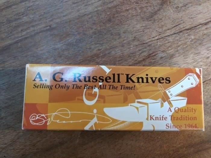 AG Russell knife